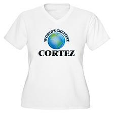 World's Greatest Cortez Plus Size T-Shirt