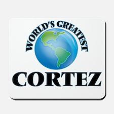 World's Greatest Cortez Mousepad
