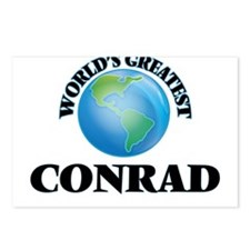 World's Greatest Conrad Postcards (Package of 8)