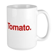 Tomato. Mug