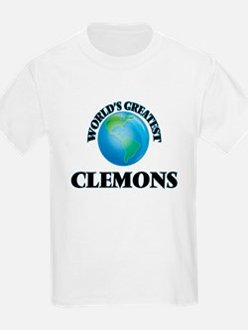 World's Greatest Clemons T-Shirt