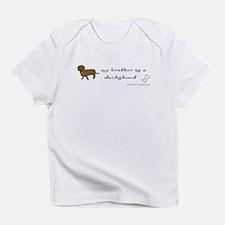 Big brother dog Infant T-Shirt