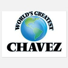 World's Greatest Chavez Invitations