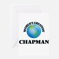 World's Greatest Chapman Greeting Cards