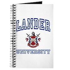 LANDER University Journal