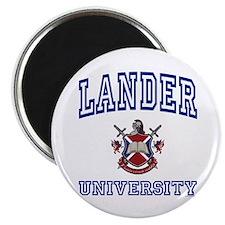 LANDER University Magnet
