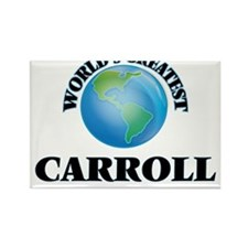 World's Greatest Carroll Magnets