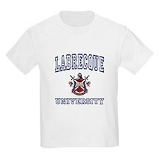 LABRECQUE University T-Shirt