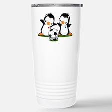 I Like Soccer (2) Travel Mug