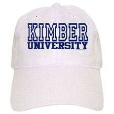 KIMBER University Baseball Cap