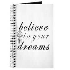 Believe Dreams Journal