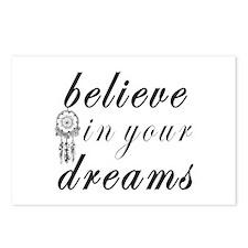 Believe Dreams Postcards (Package of 8)