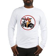 Cute Pin Long Sleeve T-Shirt