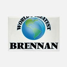 World's Greatest Brennan Magnets