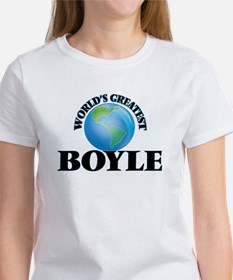World's Greatest Boyle T-Shirt