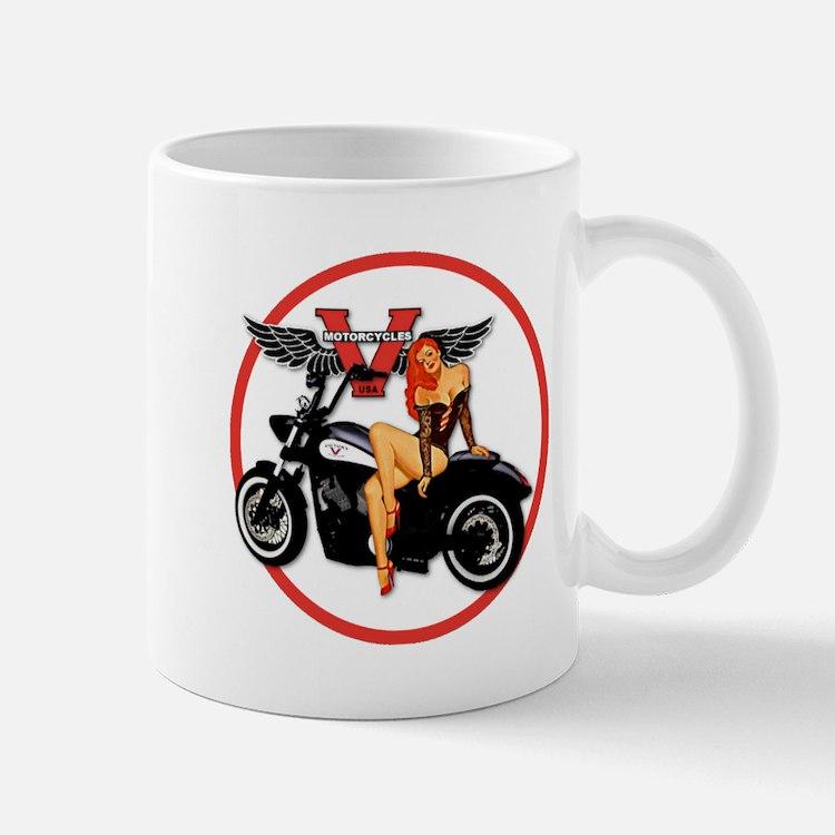 Cute Victory Mug