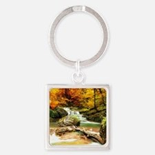 Autumn Stream Keychains