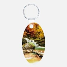 Autumn Stream Keychains