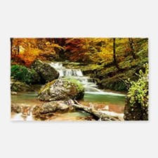Autumn Stream 3'x5' Area Rug