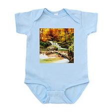 Autumn Stream Body Suit