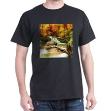 Autumn Stream T-Shirt