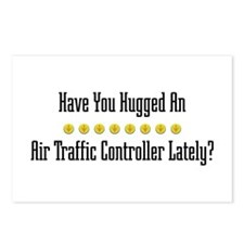 Hugged Air Traffic Controller Postcards (Package o