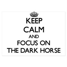 Keep Calm by focusing on The Dark Hors Invitations