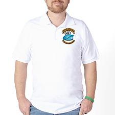 UN - UN Beret - Peacekeeper T-Shirt