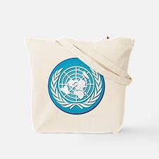 UN - UN Beret - Peacekeeper Tote Bag