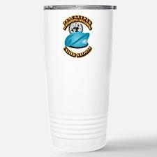 UN - UN Beret - Peaceke Travel Mug