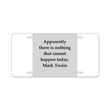 17.png Aluminum License Plate