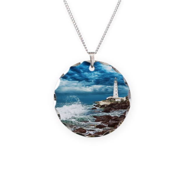 lighthouse necklace by bestgear