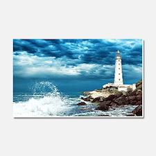 Lighthouse Car Magnet 20 x 12