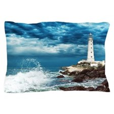 Lighthouse Pillow Case