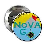"""NoVAGO 2.25"""" Button (10 pack)"""