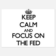Keep Calm by focusing on The Fed Invitations