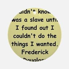 fred13.png Ornament (Round)