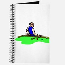 Billiards Player Journal