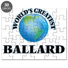 World's Greatest Ballard Puzzle