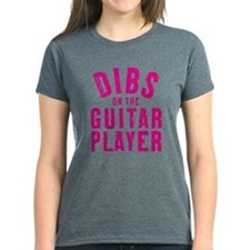 DIBS on the Guitar PLayer T-Shirt