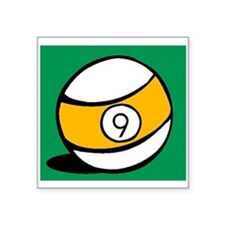 Nine Ball Sticker