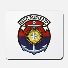 USS EL PASO Mousepad