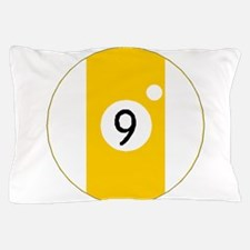 Nine Ball Pillow Case