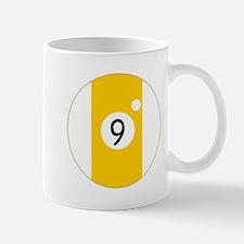 Nine Ball Mugs