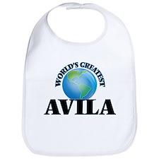 World's Greatest Avila Bib