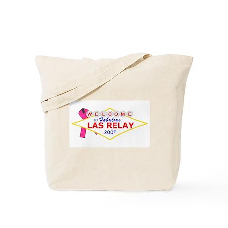 Viva Las Relay Tote Bag