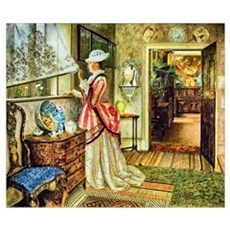 Grimshaw: Summer (1875) Wall Art Poster