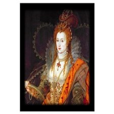 Queen Elizabeth I Wall Art