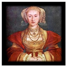 Anne Of Cleves Wall Art Poster