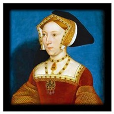 Jane Seymour Wall Art Poster